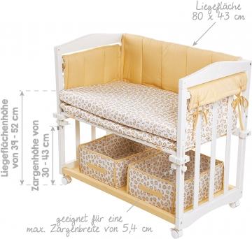 roba beistellbett safari g nstige angebote und berichte. Black Bedroom Furniture Sets. Home Design Ideas