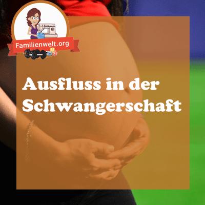 Dies Solltest Du über Ausfluss In Der Schwangerschaft Wissen