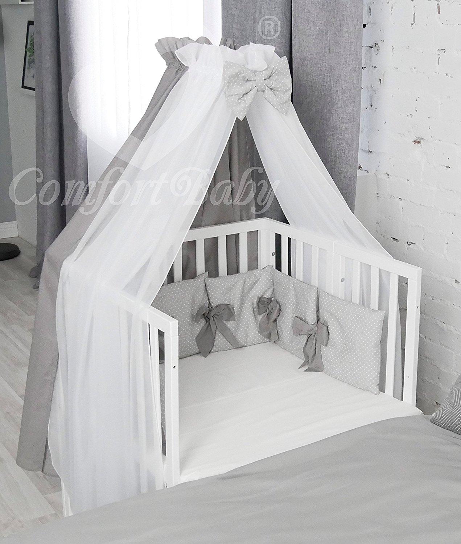 beistellbett wei aktuelle angebote und vergleiche. Black Bedroom Furniture Sets. Home Design Ideas