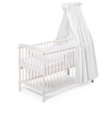 beistellbett 120x60 weiss angebote und vergleiche familienwelt. Black Bedroom Furniture Sets. Home Design Ideas