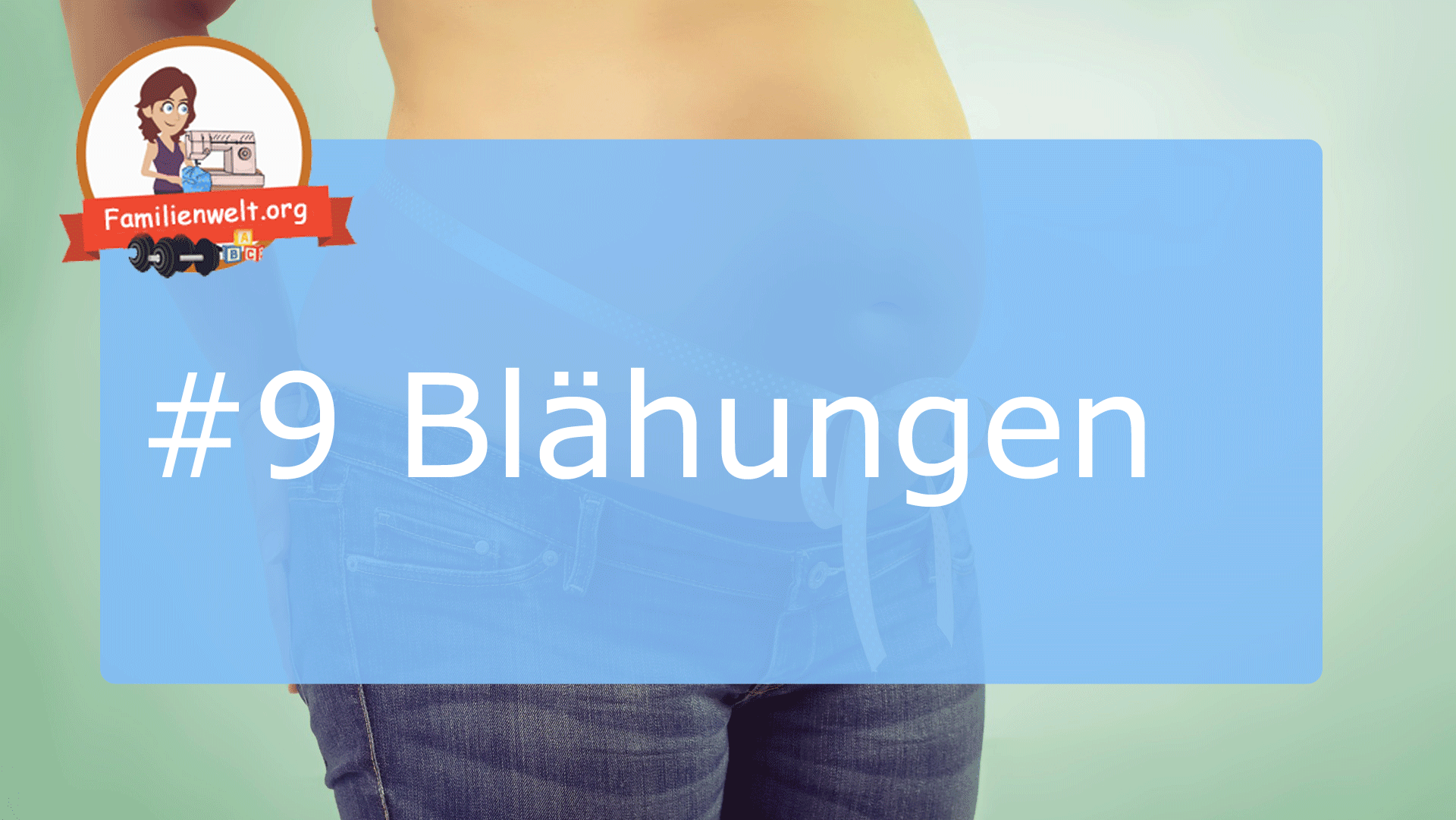 Schwangerschaftssymptom Blähungen Verstopfung Bauchschmerzen