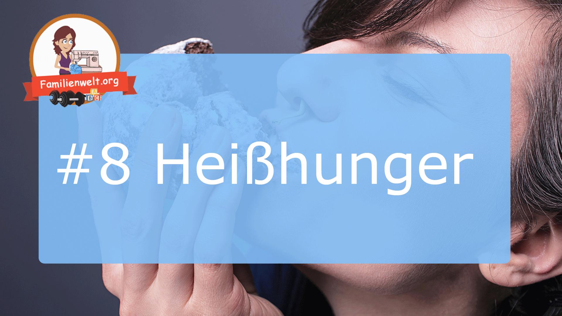 Schwangerschaftssymptom Heißhunger