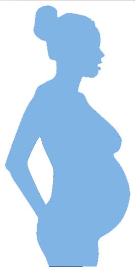 Schwangerschaft-Logo