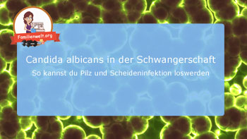 schwanger candida