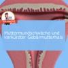 muttermundschwäche verkürzter gebärmutterhals